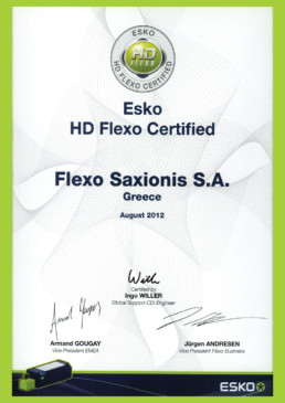 esko certification